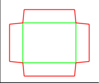 Dieline for Separators | becf-11f1 F80.03.00.00