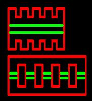 Dieline for Separators | becf-11f5