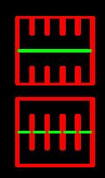Dieline for Separators | becf-11f6